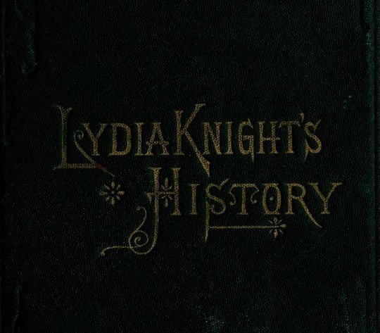 Lydia Knight's History The First Book of the Noble Women's Lives