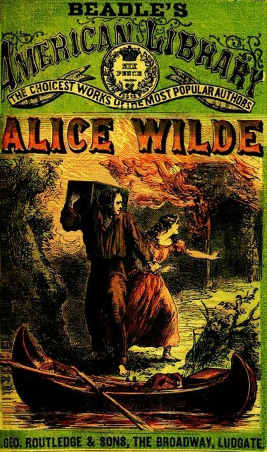 Alice Wilde: The Raftman's Daughter A Forest Romance