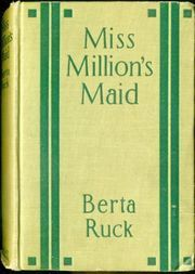 Miss Million's Maid: A Romance of Love and Fortune