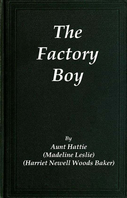 The Factory Boy