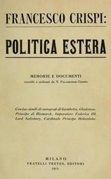 Politica estera memorie e documenti