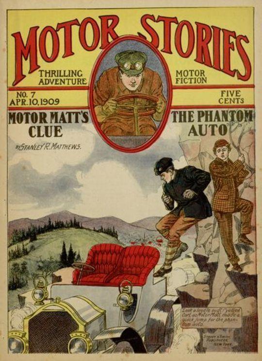 Motor Matt's Clue or, The Phantom Auto
