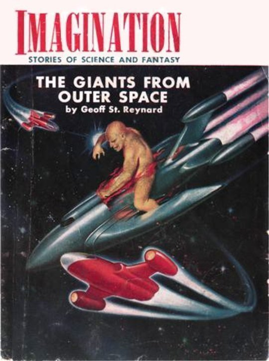 The Giants From Outer Space