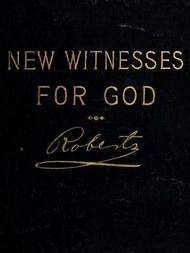 New Witnesses for God (Volume 2 of 3)