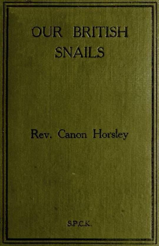Our British Snails