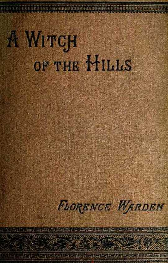 A Witch of the Hills, v. 2-2