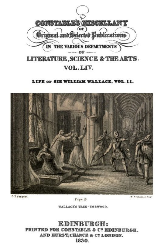 Life of Sir William Wallace of Elderslie, Vol, II (of II)