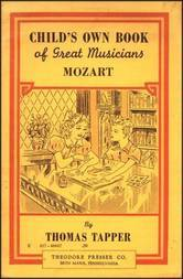 Mozart : The story of a little boy and his sister who gave concerts