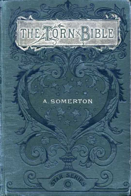 The Torn Bible; Or, Hubert's Best Friend
