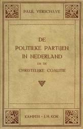 De politieke partijen in Nederland en de christelijke coalitie