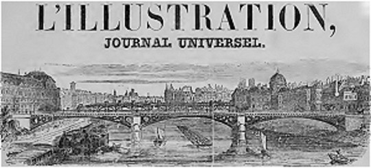 L'Illustration, No. 0046, 13 Janvier 1844.