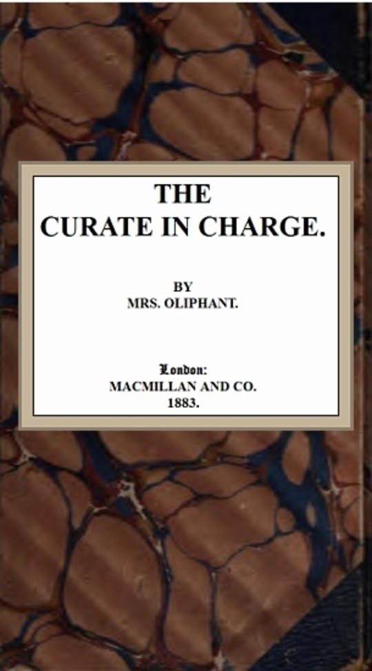 The Curate in Charge