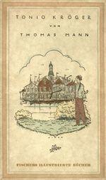 Tonio Kröger [Erstausgabe; Illustrationen von Erich M. Simon]