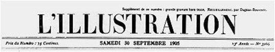 L'Illustration, No. 3266, 30 Septembre 1905