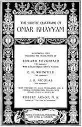 The Sufistic Quatrains of Omar Khayyam