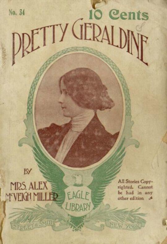 Pretty Geraldine, the New York Salesgirl or, Wedded to Her Choice