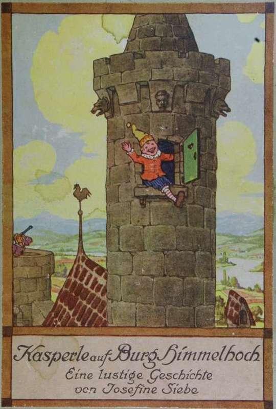 Kasperle auf Burg Himmelhoch