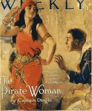The Pirate Woman