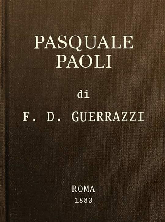 Pasquale Paoli ossia la rotta di Ponte Nuovo