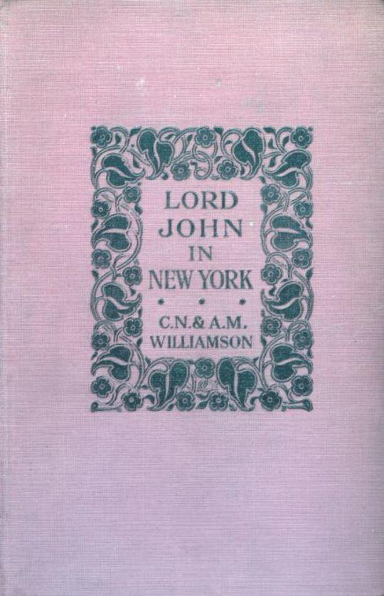 Lord John in New York