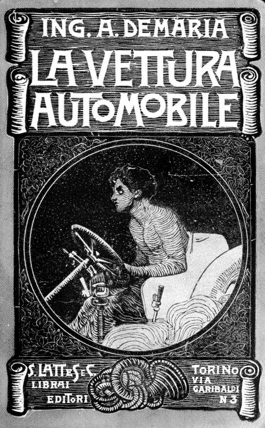 La Vettura Automobile sue parti - suo funzionamento