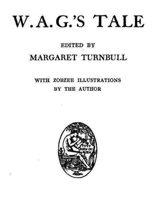 W. A. G.'s Tale