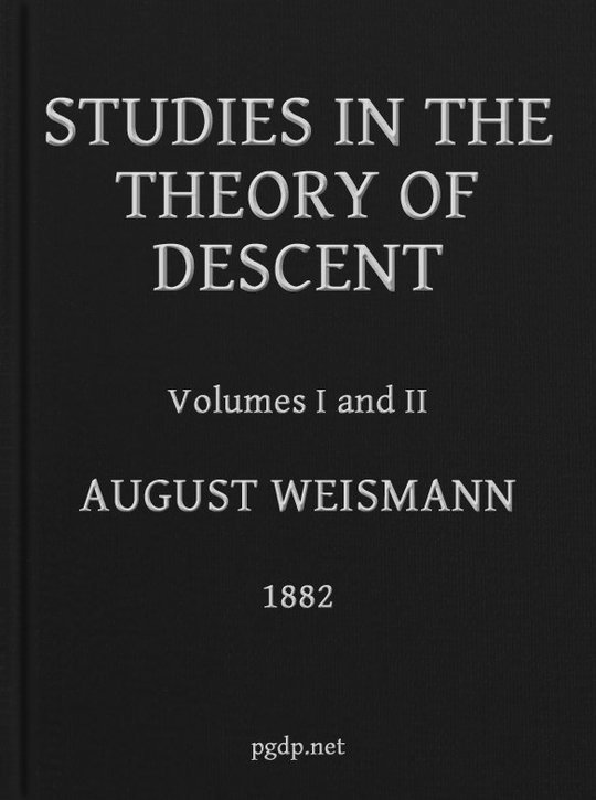 Studies in the Theory of Descent (Volumes 1 and 2)
