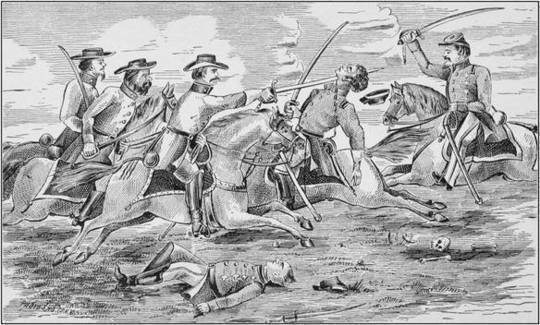 The Falling Flag: Evacuation of Richmond, Retreat and Surrender at Appomattox