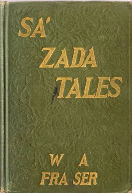 The Sa'-Zada Tales
