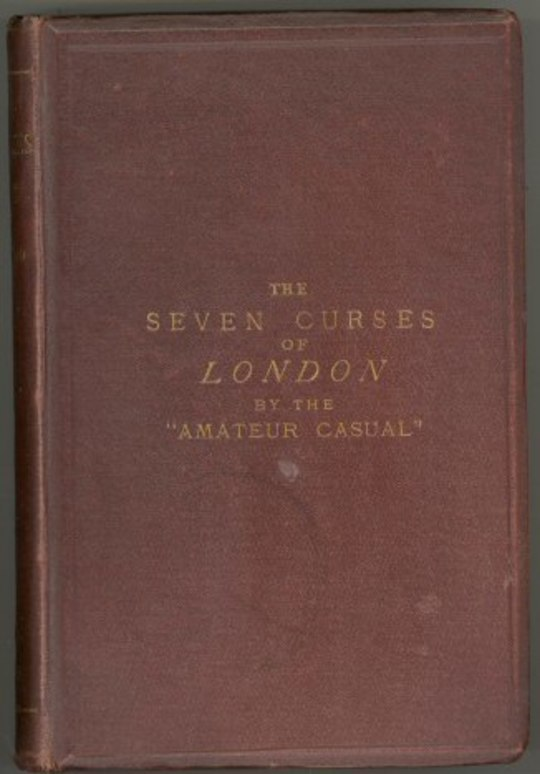 The Seven Curses of London