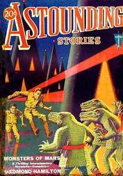 Astounding Stories, April, 1931