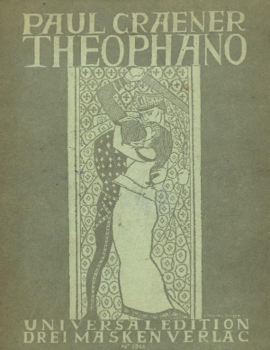 Theophano Oper in drei Aufzügen