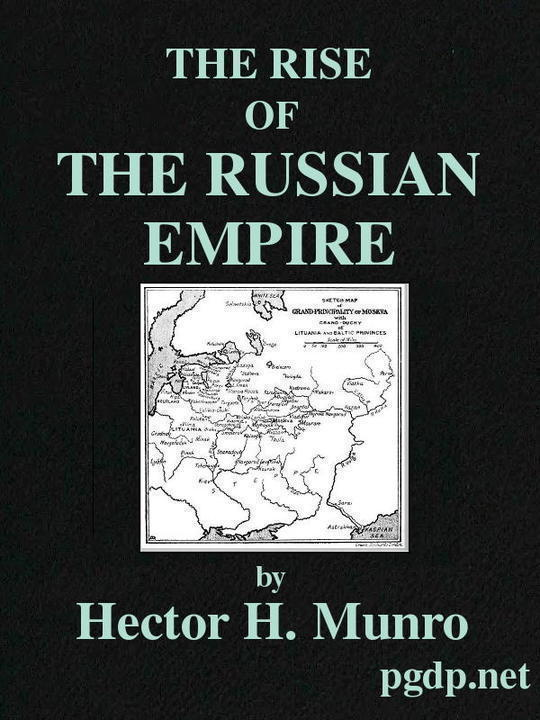 The Rise of the Russian Empire