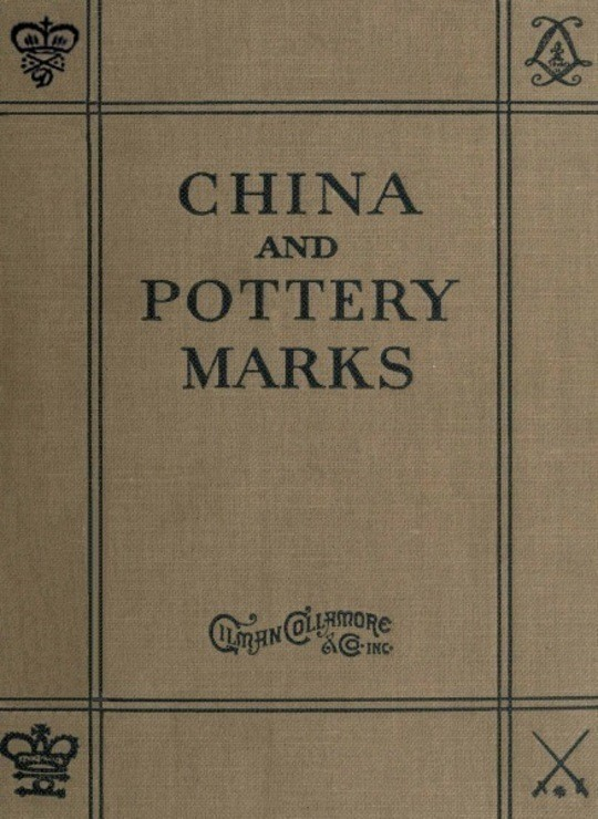 China and Pottery Marks