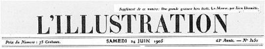 L'Illustration, No. 3252, 24 Juin 1905
