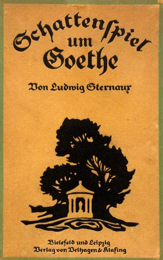 Schattenspiel um Goethe