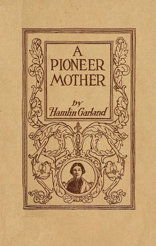 A Pioneer Mother