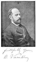 Árminius Vambéry, his life and adventures