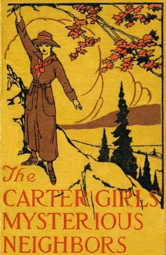 The Carter Girls' Mysterious Neighbors