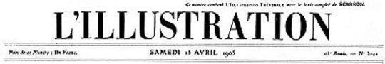 L'Illustration, No. 3242, 15 Avril 1905
