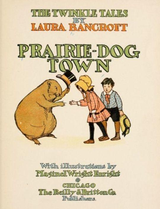 Prairie-Dog Town