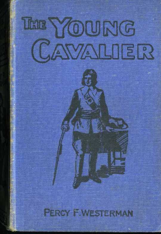 The Young Cavalier: A Story of the Civil Wars