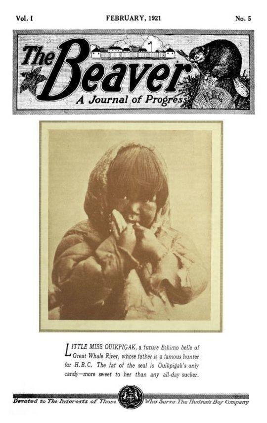 The Beaver, Vol. 1, February, 1921, No. 5