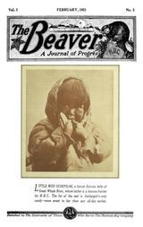 The Beaver, Vol. 1, February, 1921, No. 5