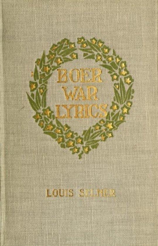 Boer War Lyrics