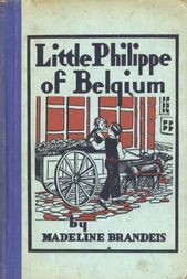 Little Philippe of Belgium