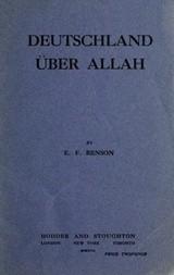 Deutschland Über Allah