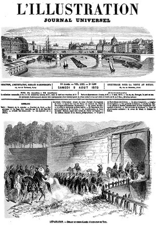 L'Illustration, No. 1589, 9 Août 1873