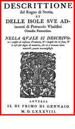 Descrittione del regno di Scotia