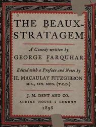 The Beaux-Stratagem